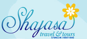 Shajasa Travel & Tours Logo