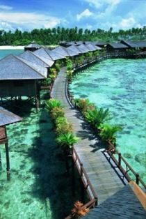 Sipadan Water Village Swv Snorkeling Amp Diving Mabul